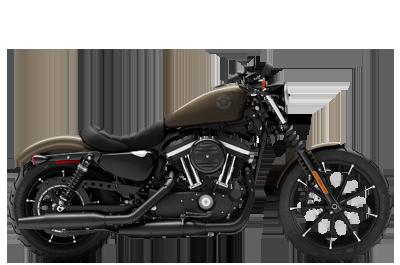 Shop Sportster® Bikes at Bud's Harley-Davidson®