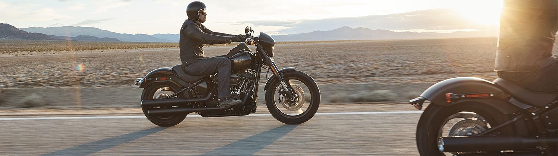 Get financing at Roughneck Harley-Davidson
