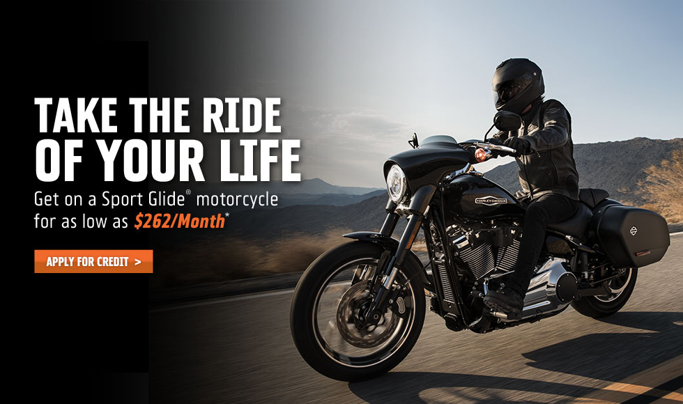 Harley-Davidson 2019 Softail® Model Attainability Promotion at Bumpus Harley-Davidson of Collierville