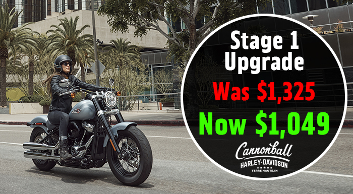 Stage 1 Upgrade Winter Package
