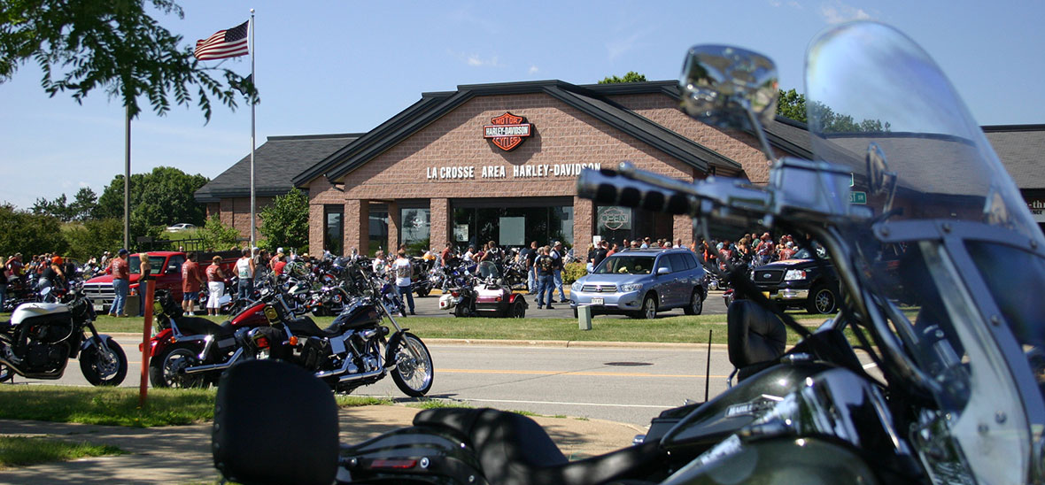 La Crosse Area Harley-Davidson in Onalaska Wisconsin
