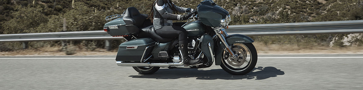 Finance Your New Harley-Davidson with Credit