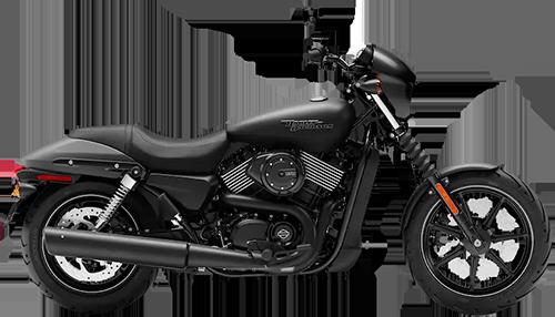 Shop Harley-Davidson Street Models