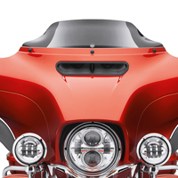 red motorcycle front