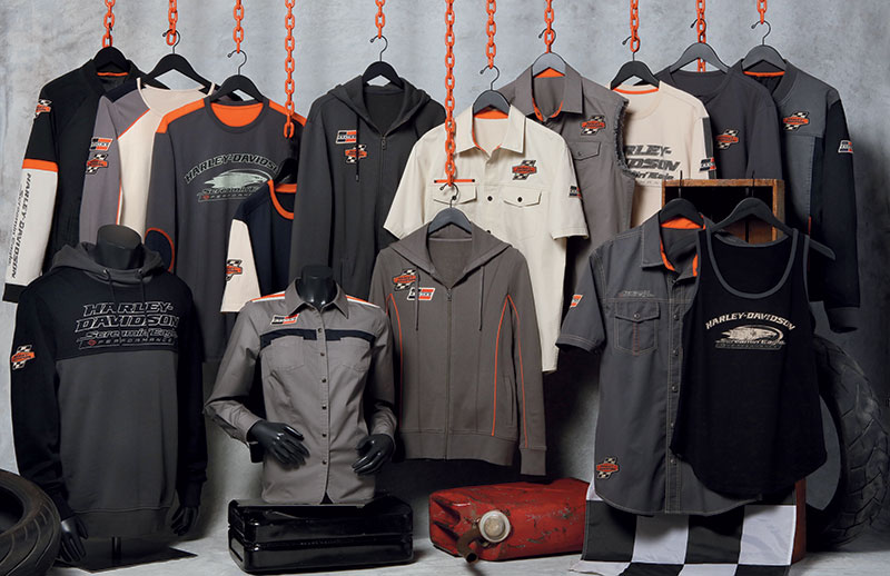 MotorClothes Department at Harley-Davidson Shop of Winona