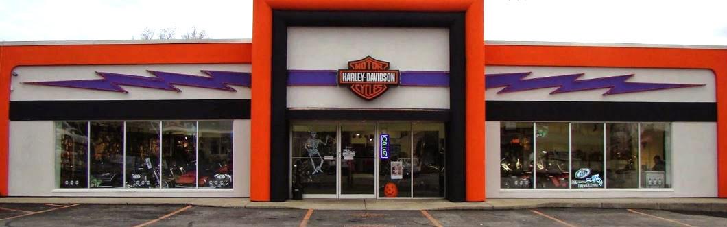 Thunder Harley-Davidson in Sharon, PA