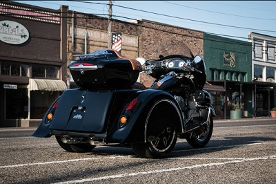Freedom Rides Specializes In Indian Trike Conversions