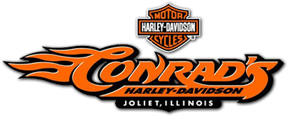 Conrad's Harley-Davidson logo