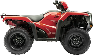 Shop ATVs at G&C Honda
