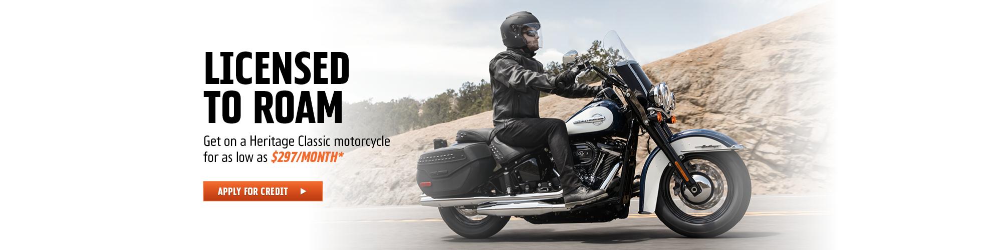 2019 Softail® Model Attainability Promotion at Thunder Harley-Davidson