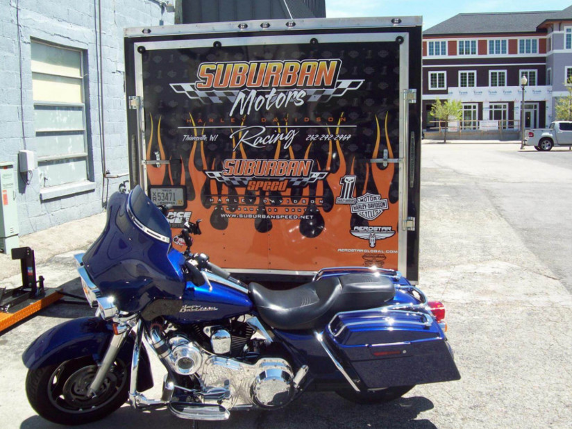 Custom Projects at Suburban Motors Harley-Davidson