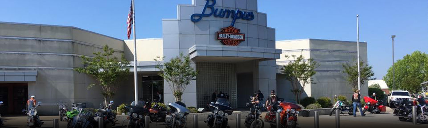 About Bumpus Harley-Davidson of Jackson