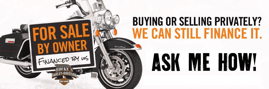 Rocky's H-D Win Payments Contest