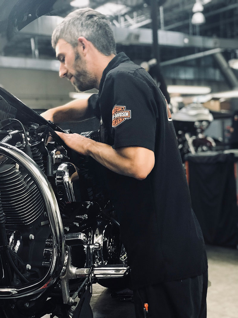 Service Department at Harley-Davidson of Macon