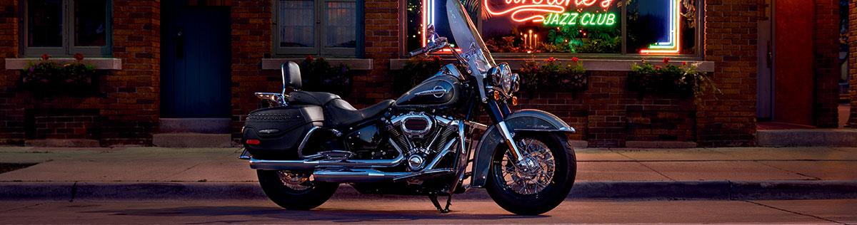 Custom Coverage at Texas Harley-Davidson