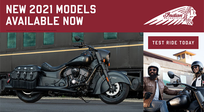 2021 Indian Motorcycles Available at Got Gear Motorsports