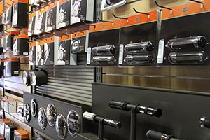 Parts Department at Waukon Harley-Davidson