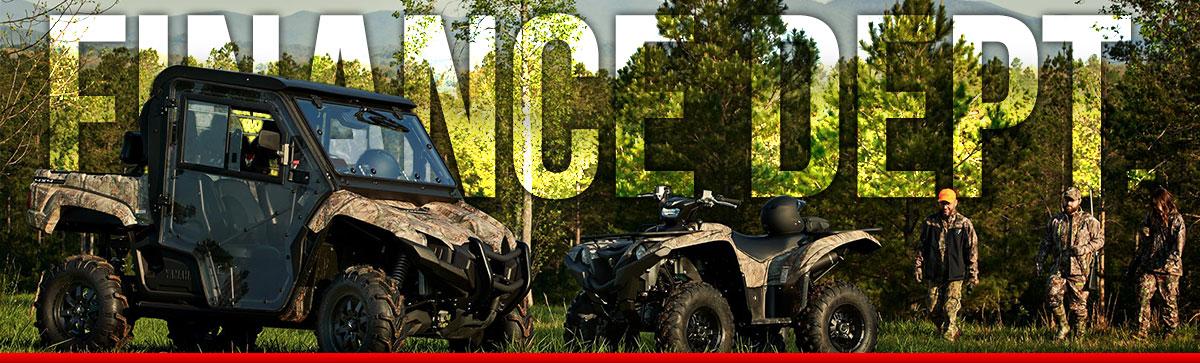 Get Financed at Sloan's Motorcycle & ATV