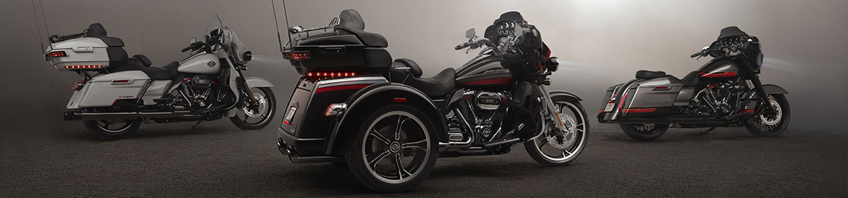 Finance Your New Harley-Davidson Motorcycle