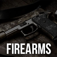 Firearms at Harsh Outdoors