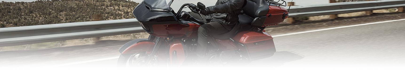 Community giving at M & S Harley-Davidson
