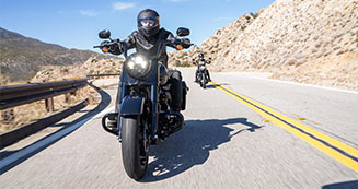 Value your trade at Quaid Harley-Davidson