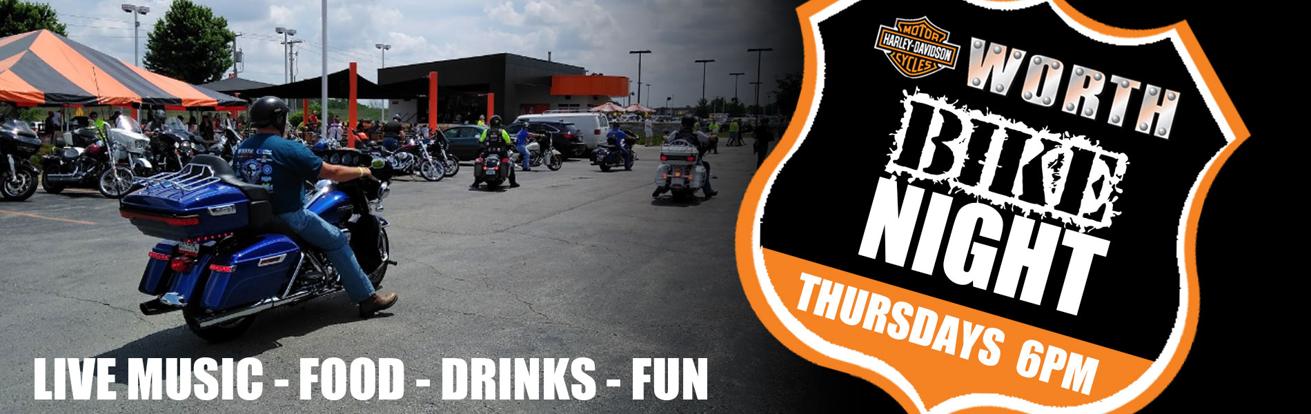 Kansas City Harley-Davidson Bike Night