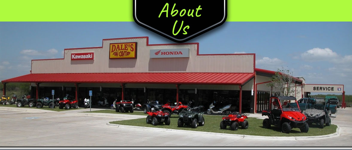 Learn More About Dale's Fun Center