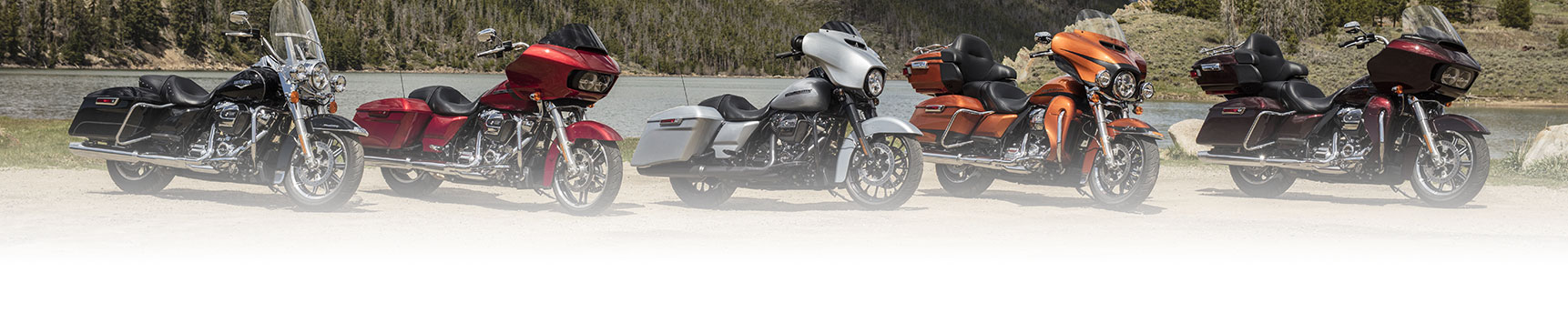 Financing at M & S Harley-Davidson