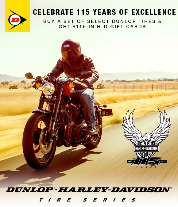 Dunlop Tire Rebate