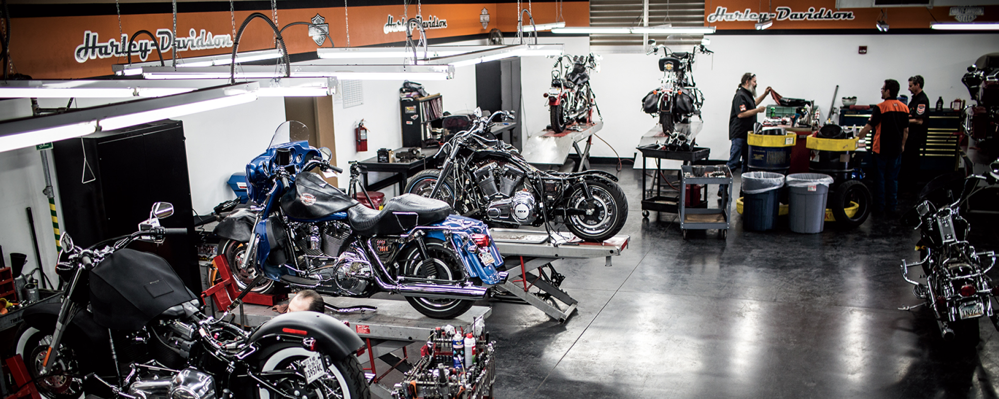 Schedule your Test Ride at Harley-Davidson of Asheville