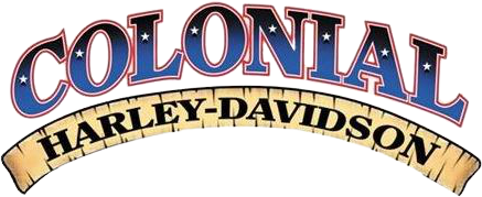 Colonial Harley-Davidson logo