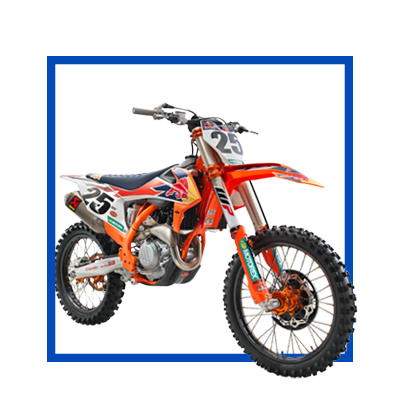 Dirt Bike Inventory at Yamaha Triumph KTM of Camp Hill
