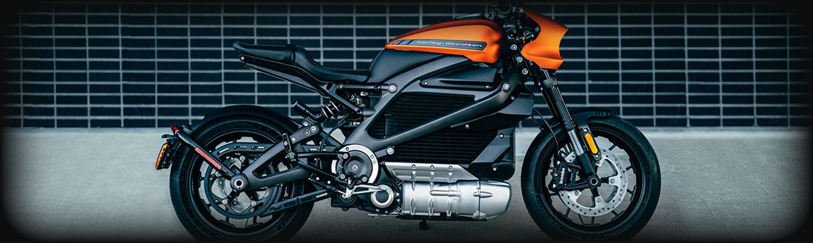 The All New Harley-Davidson Livewire