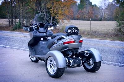 Freedom Rides Specializes In Suzuki Trike Conversions