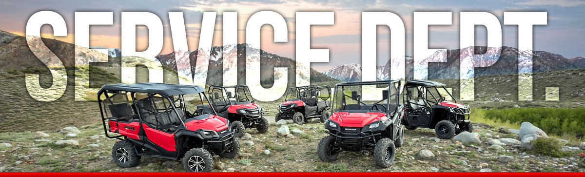 Get Your Services Done At Sloan's Motorcycle & ATV