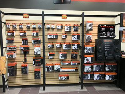 Parts Department at High Plains Harley-Davidson