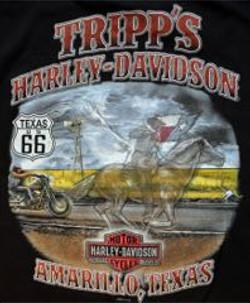 Tripp's Harley-Davidson T-Shirts