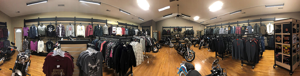 Shop MotorClothes At RG's Almost Heaven Harley-Davidson