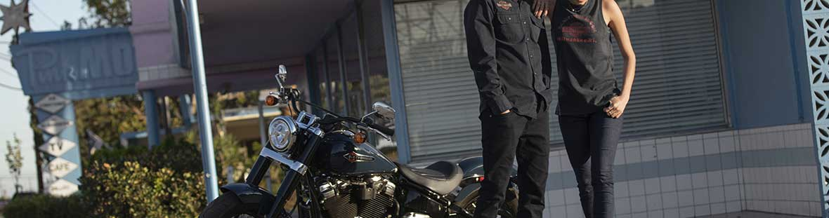 MotorClothes department at Thunder Road H-D