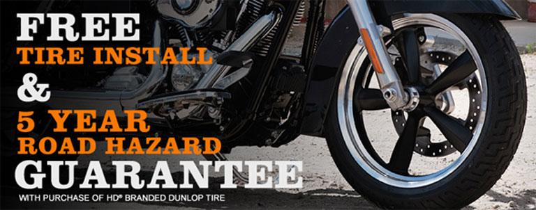 Parts Department at Waukon Harley-Davidson