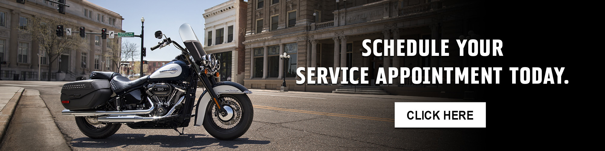 Schedule Your Service at Mineshaft Harley-Davidson