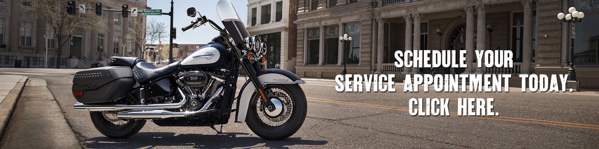 Schedule Your Service Appointment at Thunder Harley-Davidson