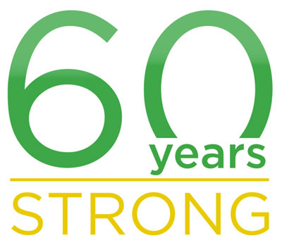 60 Years Strong
