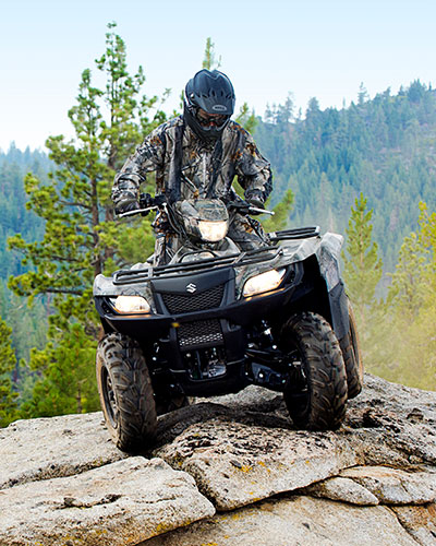 Ride Center USA ATV Inventory