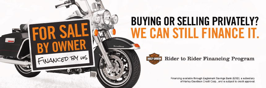 Finance Your New Harley-Davidson