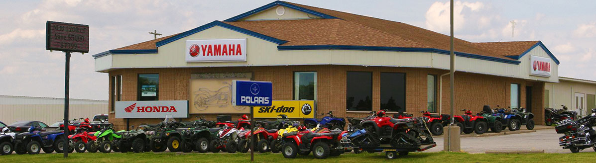 Hours and Location for Waukon Powersports