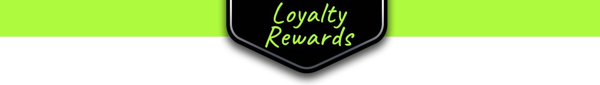 Loyalty Rewards Program at Dale's Fun Center