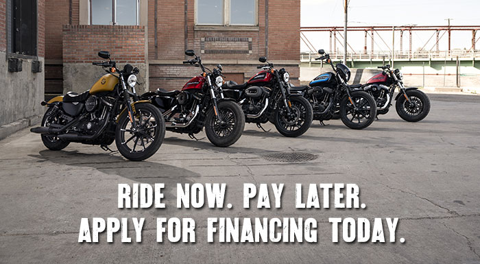 Apply for Financing Today at Lima Harley-Davidson