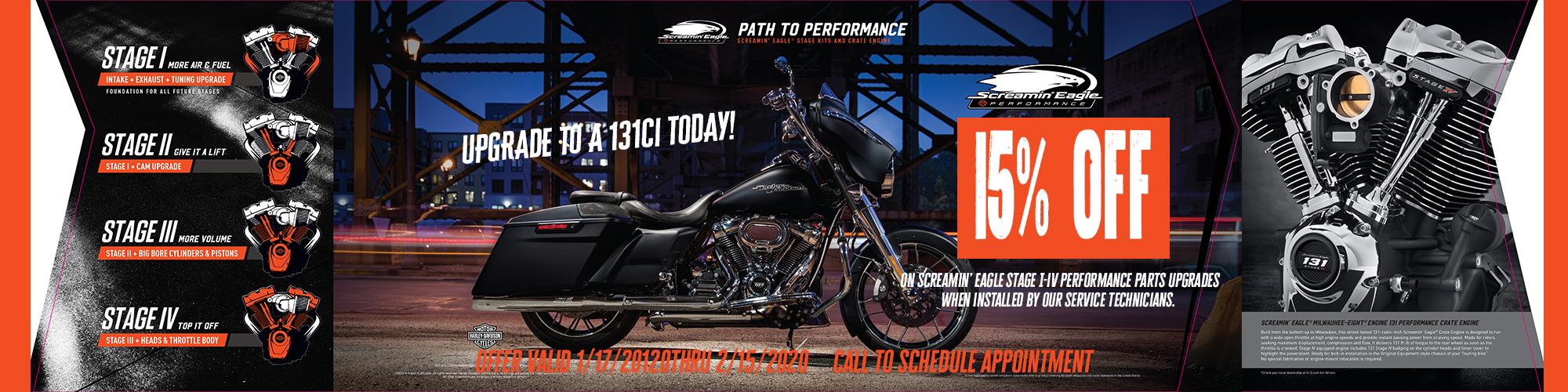 Ventura Harley-Davidson Service Department